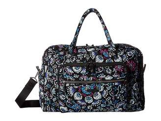 Vera Bradley Iconic Weekender Travel Bag