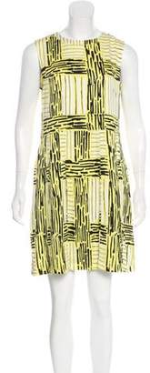 Diane von Furstenberg Sleeveless Silk Dress