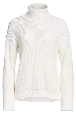 Joie Women's Aleck Ribbed Turtleneck Sweater