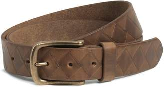 Trask Douglas Leather Belt