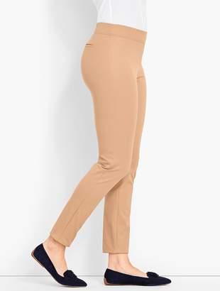 Talbots Bi-Stretch Pull-On Skinny Ankle - Curvy Fit