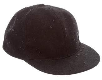 Givenchy Distressed Baseball Cap w/ Tags