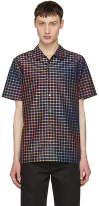 Paul Smith Purple Gingham Shirt