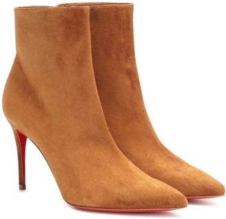 Christian Louboutin So Kate Booty 85 ankle boots