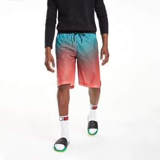 9de1ebcdde5d Tommy Hilfiger Lewis Hamilton Ombr Mesh Swim Shorts
