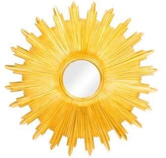 Carver's Guild Loretto Sunburst Wall Mirror