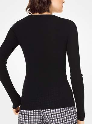 Michael Kors Featherweight Cashmere Pullover