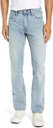 Levi's 501(TM) Slim Straight Leg Jeans