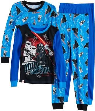 at Kohl s · Boys 4-10 Lego Star Wars 4-Piece Pajama Set 39783266f
