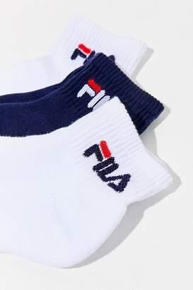 Fila Logo Heritage Crew Sock 3-Pack