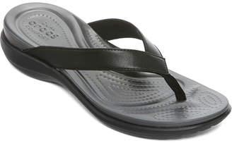2e6f820f02ea Leather Crocs Women Shoes - ShopStyle