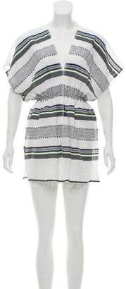 Lemlem Striped Kaftan Dress