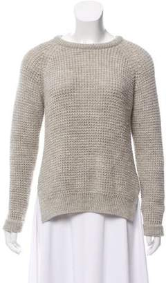 MiH Jeans Crew Neck Long Sleeve Sweater