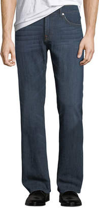 7 For All Mankind Men's Brett Straight-Leg A-Pocket Jeans