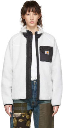 Carhartt Work In Progress Off-White Prentis Liner Pullover