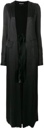 Ann Demeulemeester long-length duster coat