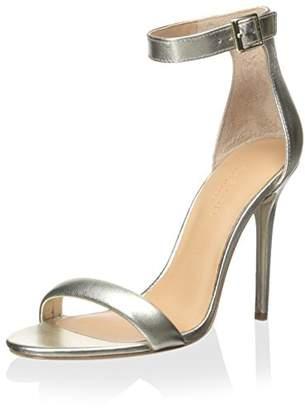Halston Women's Ester Ankle Strap Sandal