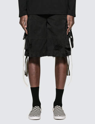Palm Angels Cargo Shorts