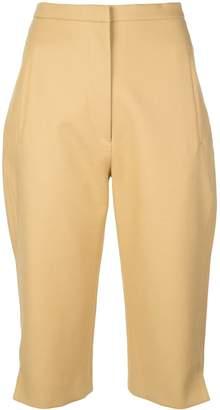 KHAITE high waisted shorts