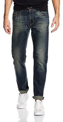 Atelier GARDEUR Men's Bill-8 Slim Jeans,30 W/30 L