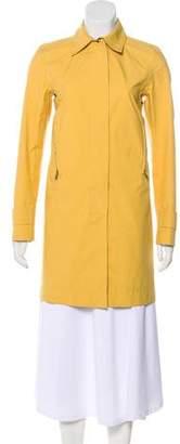 Prada Sport Lightweight Zip-Up Coat