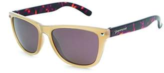 Pepper's Spitfire Polarized Oval Sunglasses
