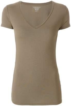 Majestic Filatures slim V-neck T-shirt
