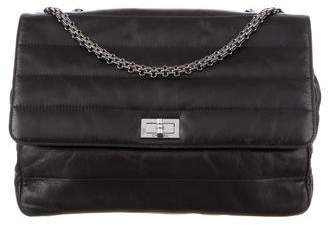 Chanel Horizontal Quilted Flap Bag