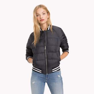 Tommy Hilfiger Quilted Baseball Jacket