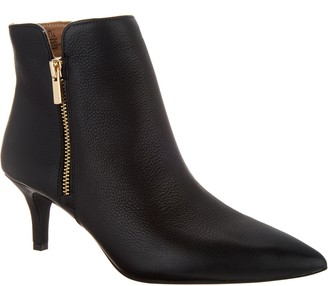 G.I.L.I. Got It Love It G.I.L.I. Leather Pointed-Toe Booties