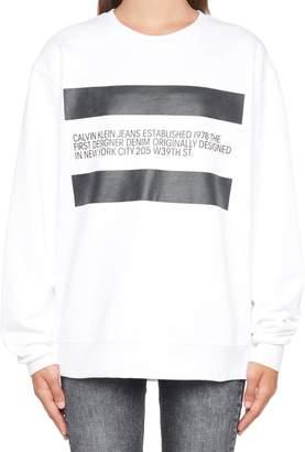 Calvin Klein 'est.1978' Sweatshirt