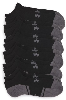 Men's Under Armour Resistor 3.0 6-Pack No-Show Socks $21.99 thestylecure.com