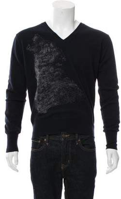 Alexander McQueen Knit Wool Sweater