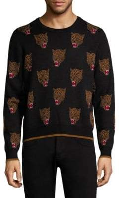 The Kooples Panther Sweater
