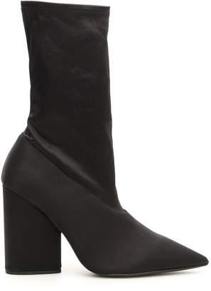 Yeezy Stretch Satin Boots