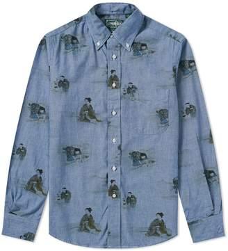 Gitman Brothers Geisha Chambray Shirt