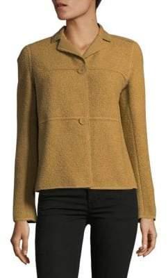 Lafayette 148 New York Aydeen Virgin Wool Jacket