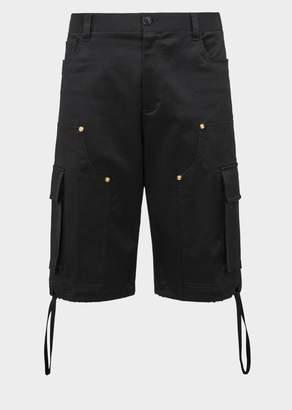 Versace Medusa Cargo Shorts