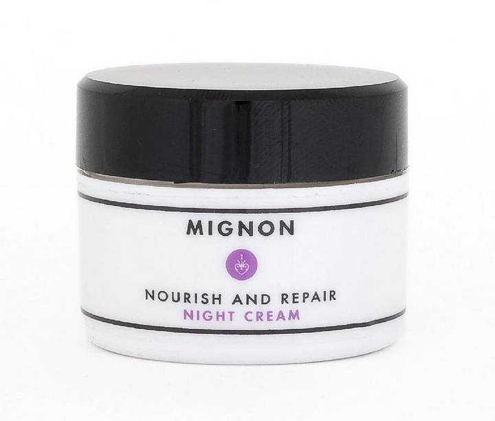 Mignon Nourish & Repair Night Cream: Travel