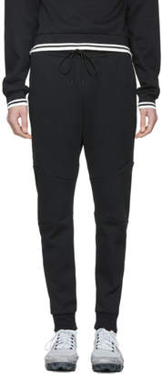 Nike Black Tech Fleece Jogger Pants