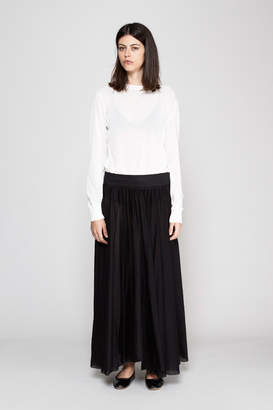 Marques Almeida Long Full Skirt