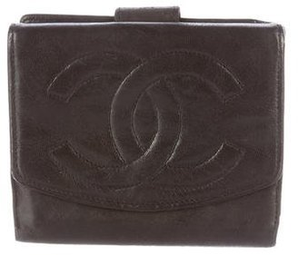 Lambskin Timeless Compact Wallet