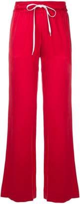 Amiri wide-leg track pants