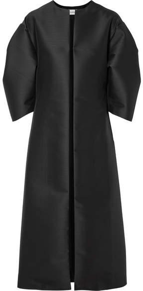 Marsia Wool-blend Coat - Black