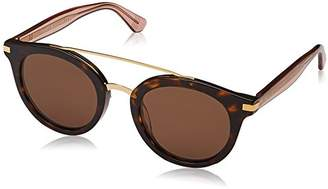 Tommy Hilfiger Women's Th 1517/s Round Sunglasses