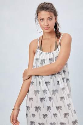 Love Stitch California Palm Dress