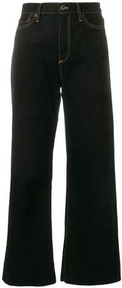 Simon Miller high rise wide leg jeans