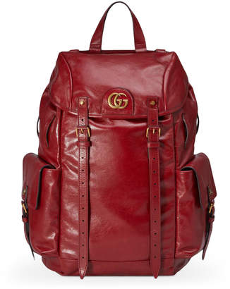 Gucci RE (BELLE) Backpack Cerise