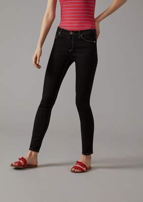 Giorgio Armani Skinny Denim Jeans