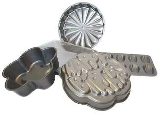 Chloe's Kitchen 5pc Specialty Bakeware Set